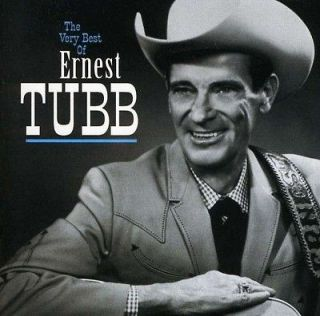Ernest Tubb VERY BEST OF 24 Essential Track Collection NEW SEALED CD