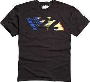 NEW SHIFT RACING MENS ADULT CHAD REED 22 BLACK SHORT SLEEVE S/S TEE T