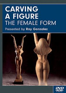 Carving A Figure: The Female Form (DVD)/wood carving