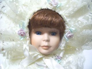 Connoisseur Collection Limited Edition 16 Porcelain Doll by Seymour