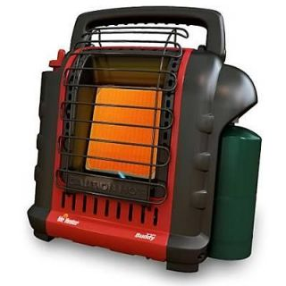 Mr. Heater Portable Buddy Propane 4000 9000 BTU/hr. Adjustable Heat