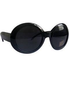 50s Vintage Style Black Audrey Sunglasses   Good Quality Max UV NEW