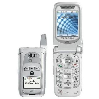 Nextel Motorola i870 Camera PTT Cell Phone