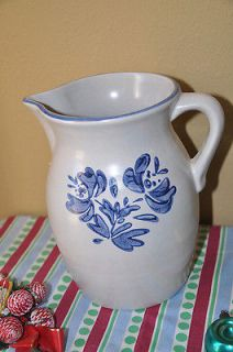 Pfaltzgraff Yorktowne 416Y Large Pitcher and Bowl Set