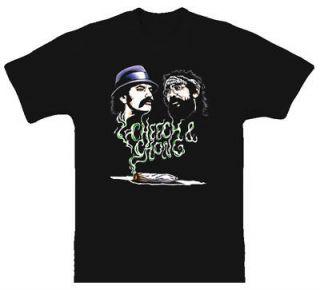 Cheech And Chong Drugs Weed Smoking T Shirt