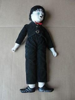 Porcelin Charlie Chaplin 18 inch doll