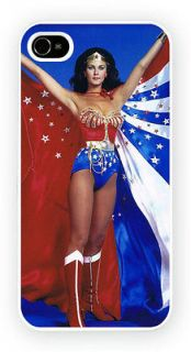 iphone 5 mobile phone hard case cover Wonder Woman Lynda Carter