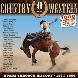 40 CD *COUNTRY & WESTERN* Ernest Tubb JIMMIE ROGERS Tex Ritter