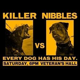 KILLER VS NIBBLES Half Baked Dave Chappelle Cheech COMEDY Neil Brennan