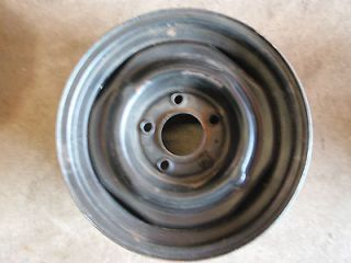 GM 15X6 STEEL WHEEL CHEVY CHEVROLET PONTIAC GMC BUICK OLDSMOBILE