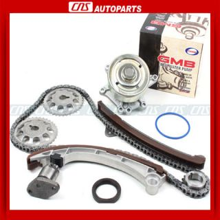 TOYOTA CHEVY TIMING CHAIN SETw/ WATER PUMP 1ZZFE ENGINE COROLLA PRIZM