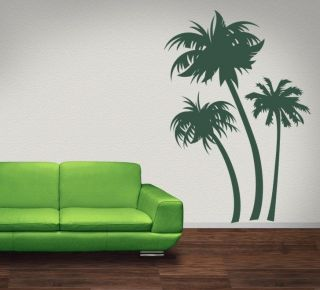 Tropical Palm Tree Wall Art/Decal