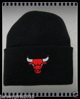NBA Chicago Bulls Vintage Beanie RETRO Bulls Beanie Jordan Pippen