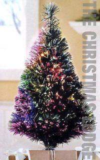 FIBER OPTIC CHRISTMAS TREE / NEW IN BOX / OUR BEST SELLER