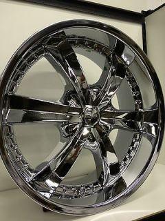 Chrome Wheels Rims Dodge Charger Challenger Magnum Chrysler 300C 5x115