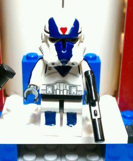 Lego Star Wars Clone Trooper Dogma Phase in 2 Armor Custom Minifigure