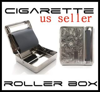 Automatic Cigar Cigarette Tobacco Smoking Roller Rolling Machine Maker