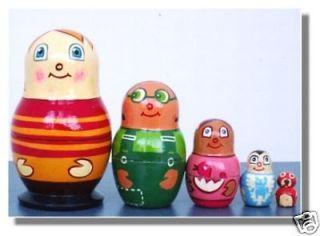 Higglytown heroes nesting dolls