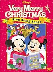 Along Songs   Very Merry Christmas Songs DVD, Clarence Nash, James
