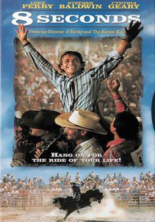 Seconds New DVD Luke Perry as Lane Frost Stephen Baldwin Cynthia