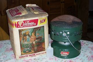 coleman heater in Camping & Hiking