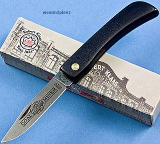 ROBERT KLAAS Kissing Crane COAL MINER Knife Italy New 43CM Pocket