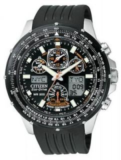 Newly listed Citizen Eco Drive Skyhawk A T Stainless Steel Mens Watch