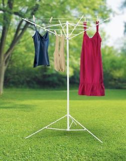 Ft. Collapsible Indoor / Outdoor Metal Clothes Laundry Drying Rack