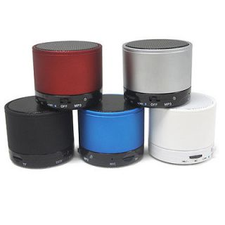 Portable Mini Bluetooth Subwoofer Speaker Sound Box for Cellphone