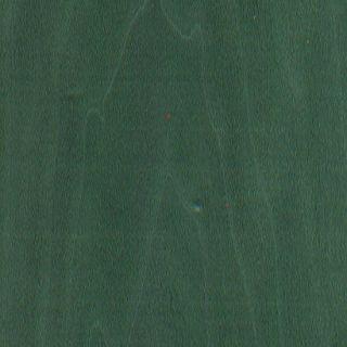 Dyed wood veneer poplar   DTUPLO 969 09 SHEET 9.52 F2 COLOR 171 GREEN