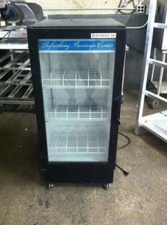 Beverage Air single door commercial cooler CT96Y