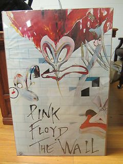 Pink Floyd THE WALL Concert Poster orig unused