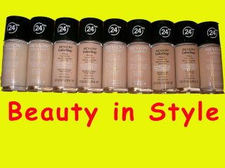 Revlon Colorstay 220 Natural Beige Combinat./Oily skin Foundation