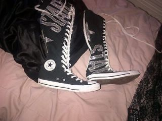 converse knee high in Womens Shoes