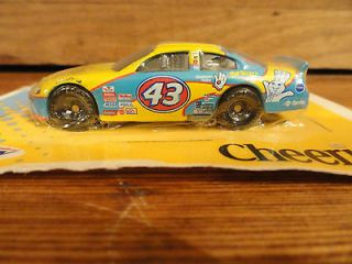CHEERIOS 2003 HOTWHEELS RACE CAR PETTY ENTERPRISES #43  DODGE