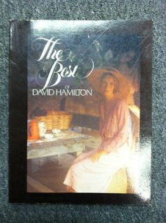 The best of David Hamilton by Denise Couttes