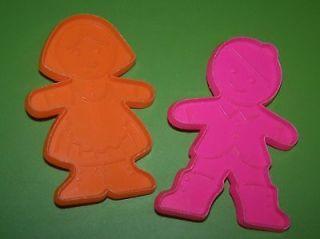 Vintage Hallmark Gingerbread Kids Cookie Cutters
