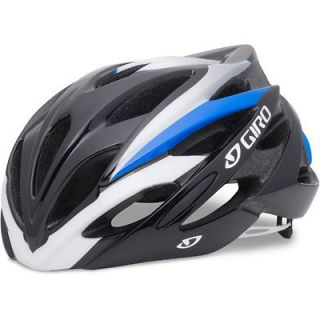 2013 Giro Savant Road MTB XC Bike Cycling Crash Helmet blue white