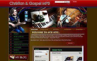 Christian Gospel  Music Online Store Information Tips Website For