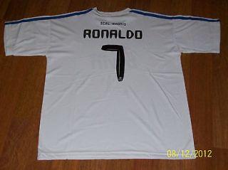 Real Madrid CF Home Jersey Cristiano Ronaldo
