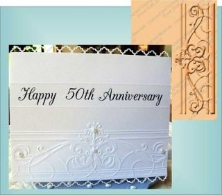 Countess Universal Embossing Folder by Cuttlebug for All Machines