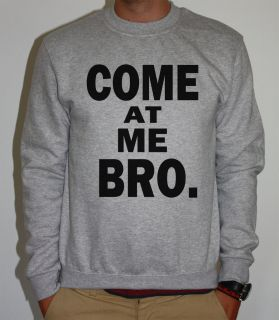 BRO SWEATER SWEATSHIRT JUMPER JERSEY SHORE COOL STORY MENS WOMEN GIRL
