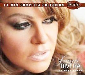 Jenni Rivera La Mas Completa Coleccion 2 cds Edicion Mexico Contiene