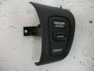Cruise Control Switch Interior steering column wheel Right 56007336