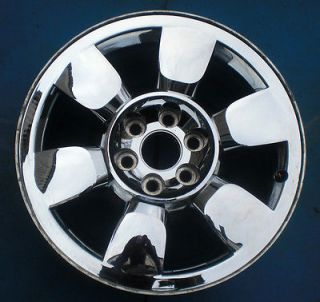 2011 GMC YUKON XL SIERRA DENALI 1500 PICKUP 20 WHEEL RIM CHROME NICE