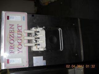 Coldelite UF313 Soft Serve Ice Cream Frozen Yogurt Machine WORKING