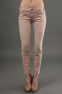 CURRENT/ELLIOT ~ THE STILETTO JEANS SKINNY LEG   ROSEWOOD STRIPED 29
