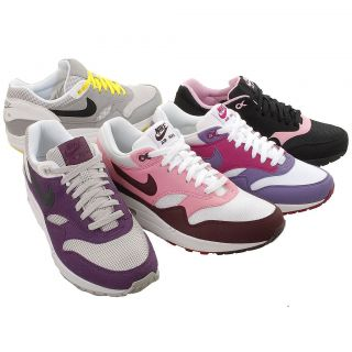 Nike Wmns Air Max 1 Womens NSW Running Shoes 5 Colors to Select Purple