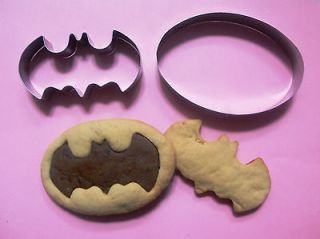 Batman movie comics party special biscuit baking cookie cutter