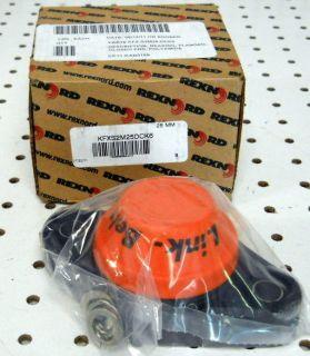 Link Belt Flanged Ball Bearing Klean Gard Polyamide KFX S2M25 DCK6